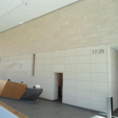 natural stone wall cladding / interior / natural / decorative