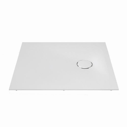 Rectangular shower base / Krion® P801 90X80 SYSTEMPOOL -  KRION® Porcelanosa Solid Surface
