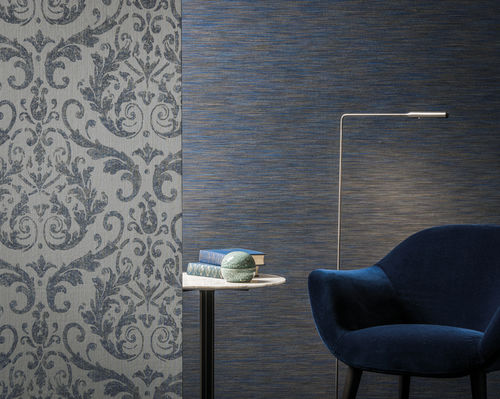textile wallcovering / tertiary / printed