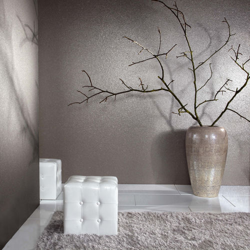 mica wallcovering / home / satin / fabric look