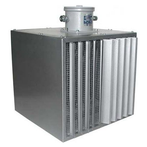 Electric air heater / wall-mounted ATEX FRANCE AIR