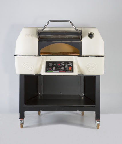 Electric oven / commercial / pizza / single-chamber HELIOS 104  OEM - Pizza System