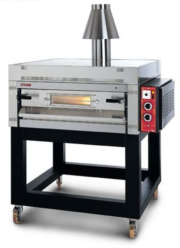 Gas oven / commercial / pizza / single-chamber SG/33/S GPL OEM - Pizza System
