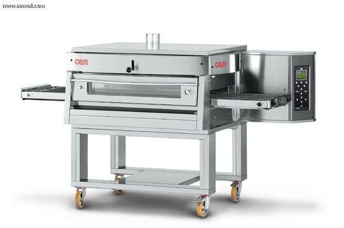 Gas oven / commercial / convection HV/75-G/1 OEM - Pizza System