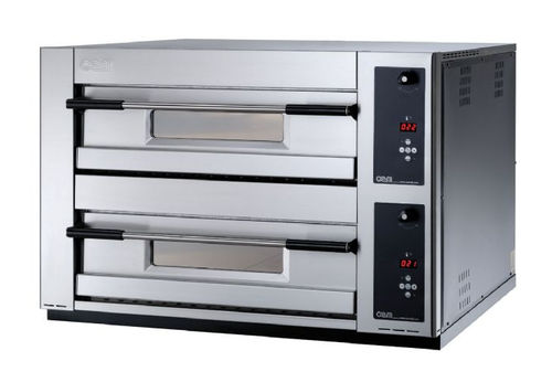 Electric oven / commercial / pizza / 2-chamber MB 12.35 SD OEM - Pizza System
