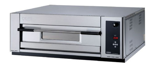 Electric oven / commercial / pizza / single-chamber MM 6.35 LD OEM - Pizza System
