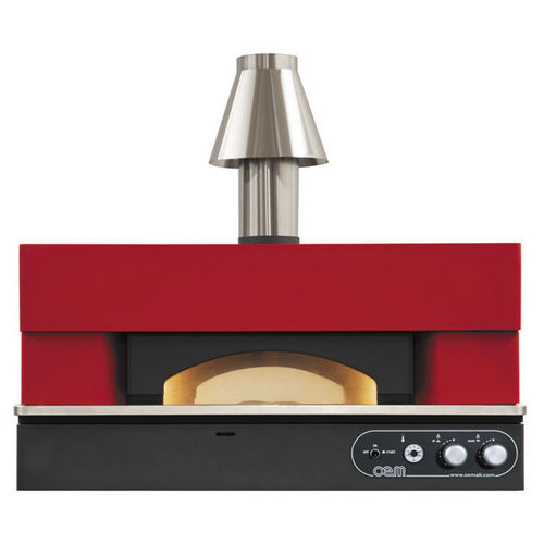 Gas oven / commercial / pizza VOLTAIRE CLASSIC OEM - Pizza System