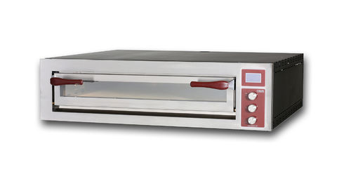 Electric oven / commercial / pizza / single-chamber PULSAR 635L-1 OEM - Pizza System