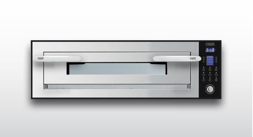 Electric oven / commercial / pizza / single-chamber OPTYMO CONCEPT: 435/1 INOX OEM - Pizza System