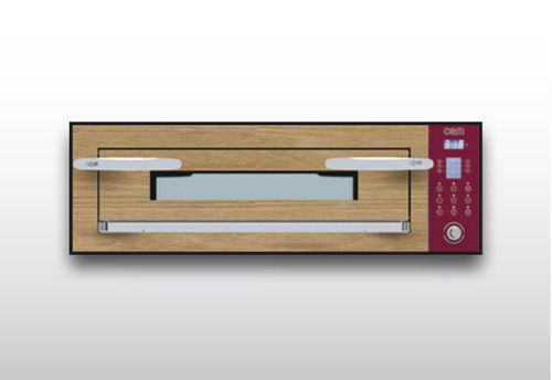 Electric oven / professional / deck / single-chamber OPTYMO CONCEPT: 435/1 WOOD OEM - Pizza System