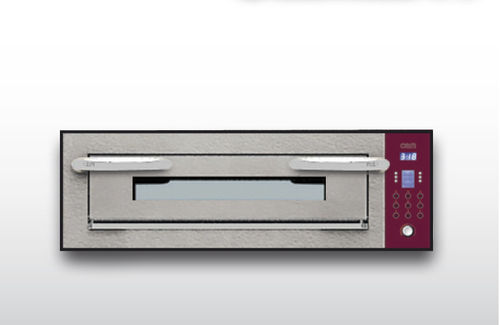 Electric oven / professional / pizza / single-chamber OPTYMO CONCEPT: 635S/1 CEMENT OEM - Pizza System