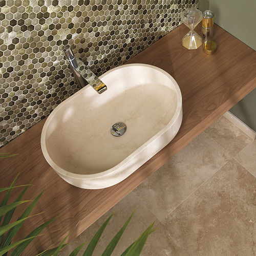 countertop washbasin - L'ANTIC  COLONIAL by Porcelanosa