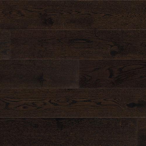 engineered parquet floor / floating / oak / natural oil