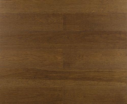 engineered parquet floor / floating / oak / satin