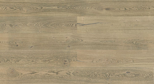 Engineered parquet flooring / floating / oak / oiled AUTHENTIC 1L CHROME L'ANTIC  COLONIAL by Porcelanosa
