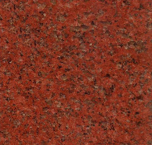 Indoor tile / outdoor / floor / granite NEW IMPERIAL RED FURRER