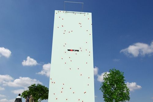 Fixed climbing wall SPEED Walltopia