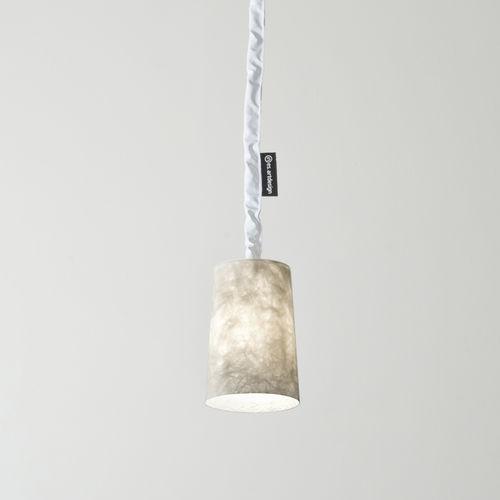 Pendant lamp / contemporary / in Nebulite® / nylon MATT : PAINT NEBULA in-es artdesign