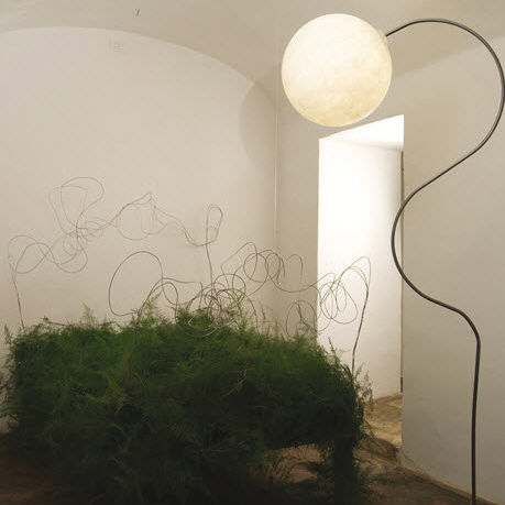 floor-standing lamp - in-es artdesign