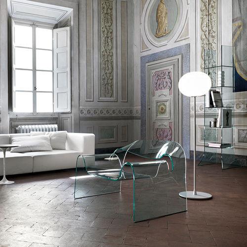 contemporary armchair - FIAM ITALIA