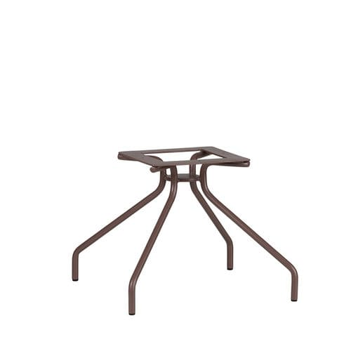 lacquered aluminum table base / contemporary / for coffee tables