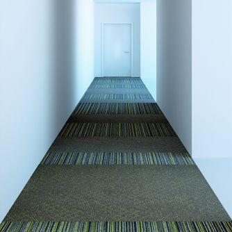 carpet tile / tufted / loop pile / polyamide