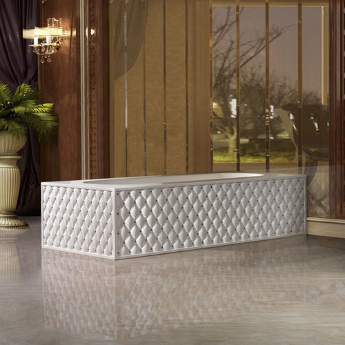 freestanding bathtub / ceramic