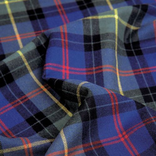 upholstery fabric / plaid / wool