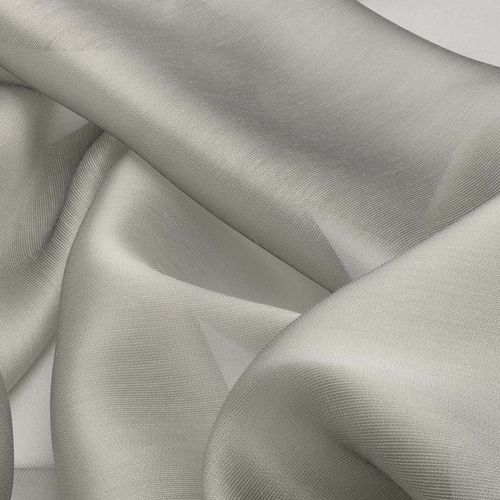 curtain fabric / plain / Trevira CS® / contract