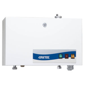 electric boiler / wall-mounted / residential