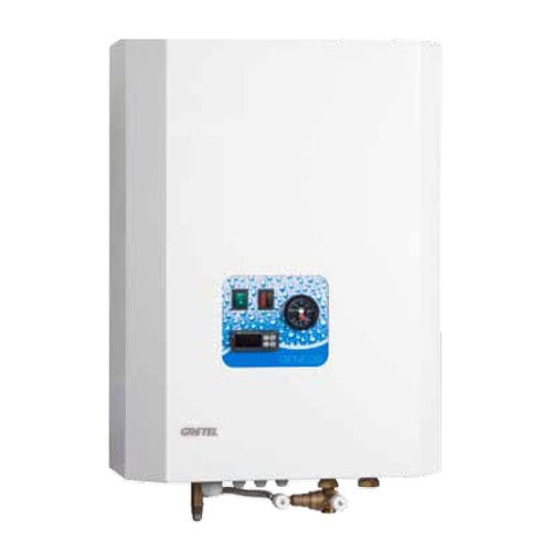 Electric instant water heater / wall-mounted / vertical / residential GENECS GRETEL