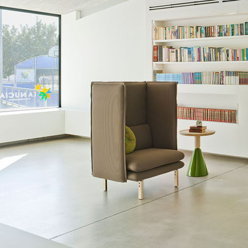 contemporary armchair - SANCAL