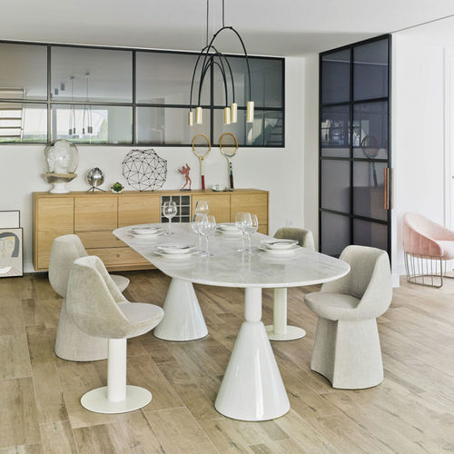 contemporary dining table - SANCAL