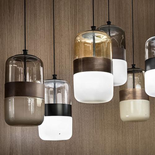 blown glass lamps