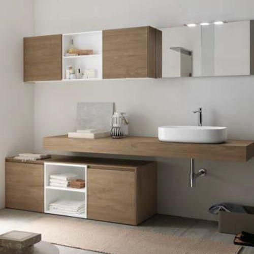 bathroom base cabinet / free-standing