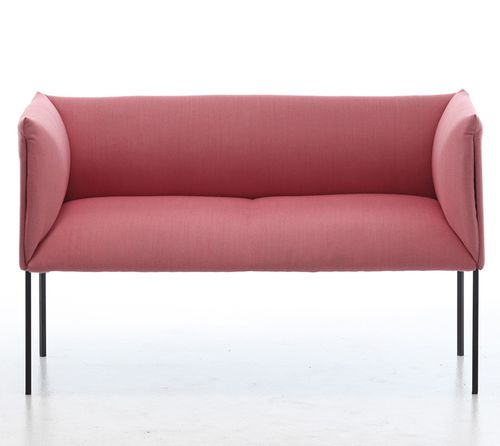 modular upholstered bench / bistro / high / contemporary
