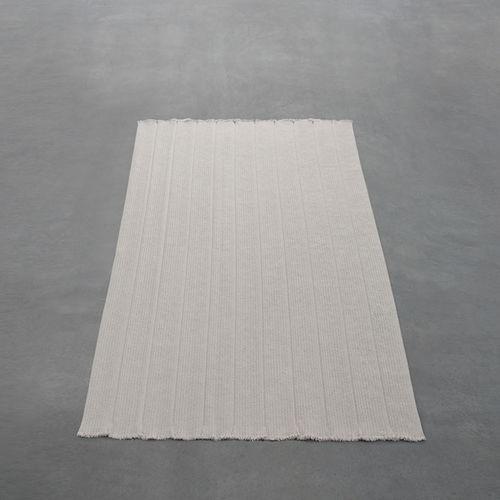 contemporary rug / plain / synthetic fiber / polyamide