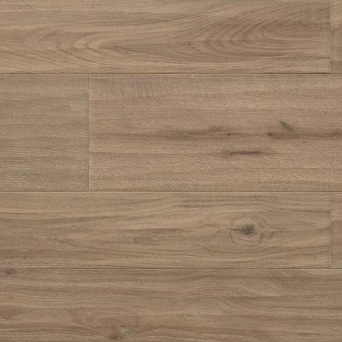 engineered parquet floor / glued / oak / matte