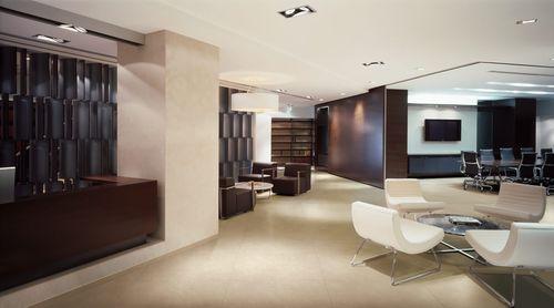 indoor tile / floor / porcelain stoneware / plain