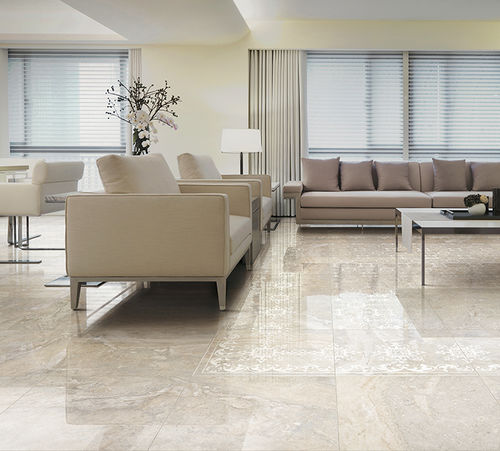 indoor tile / living room / floor / porcelain stoneware