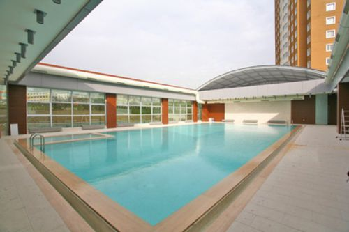 high swimming pool enclosure - Libart Enclosure Systems