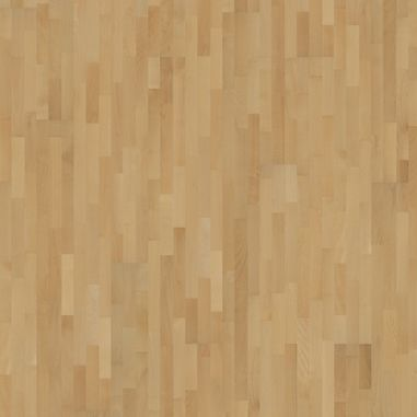 engineered parquet floor / glued / beech / matte