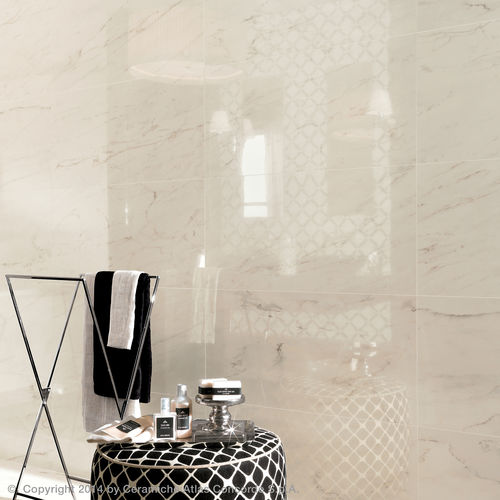 Bathroom tile / floor / ceramic / high-gloss MARVEL PRO WALL Atlas Concorde