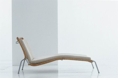 Contemporary lounge chair / wicker / indoor / residential FROG Living Divani