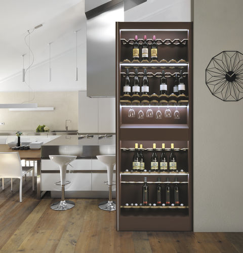 home wine cupboard - PROTEK