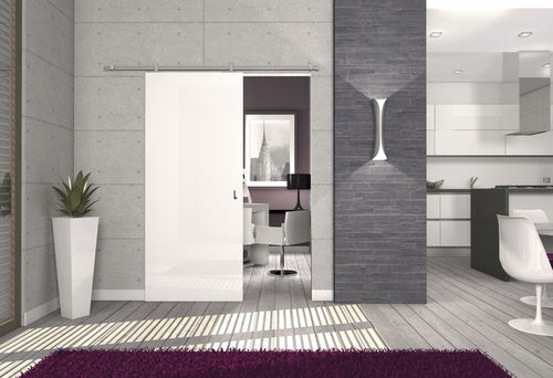 Sliding door pocket system LAURA PROTEK