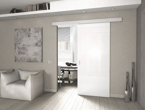 Sliding glass door pocket system LIBBRY PROTEK