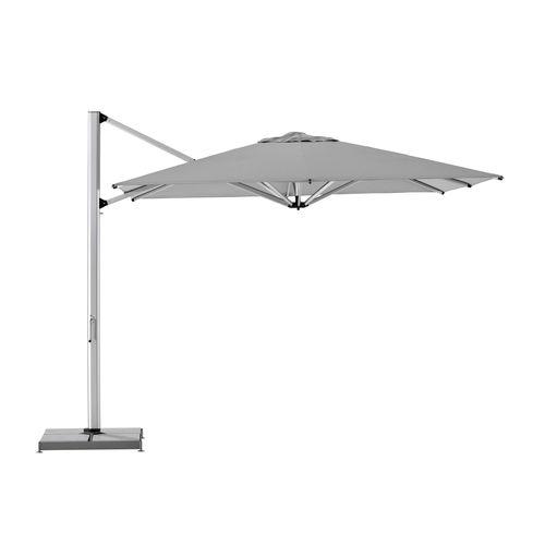 offset patio umbrella / fabric
