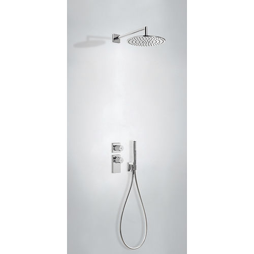 recessed wall shower set - TRES Grifería