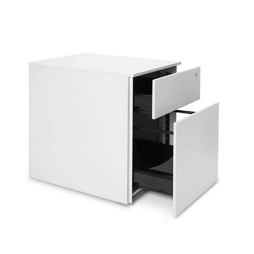 laminate office unit / 3-drawer / 2-drawer / modular